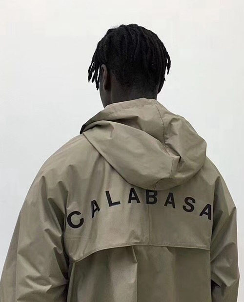 CAL SEASON5 WINDBREAKER