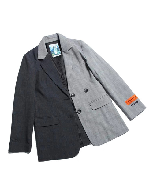 HERON TWO TONE BLAZER