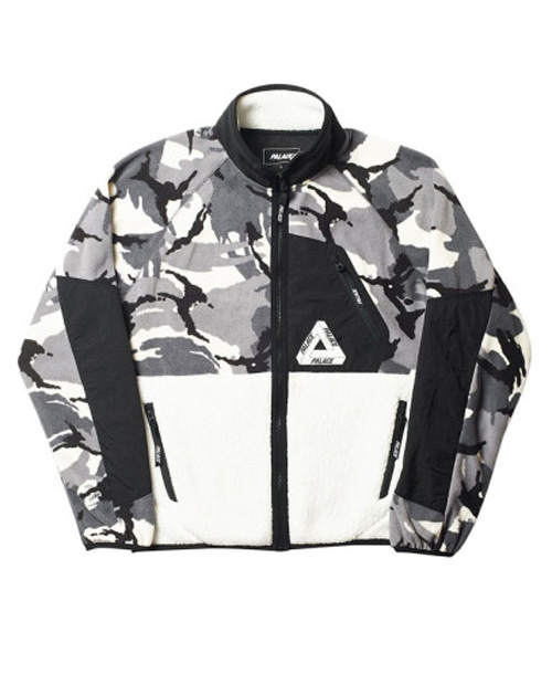 PAL CAMO FLEECE