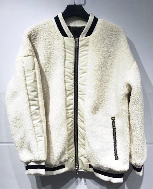 DANIEL SHEEP FUR JACKET