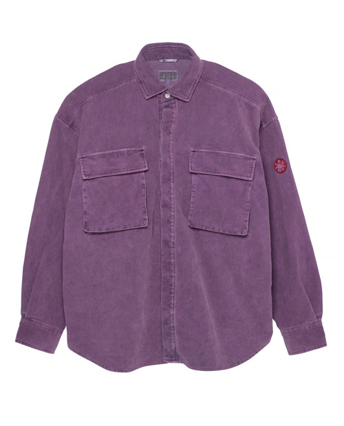 C.E PURPLE CORDUROY JACKET
