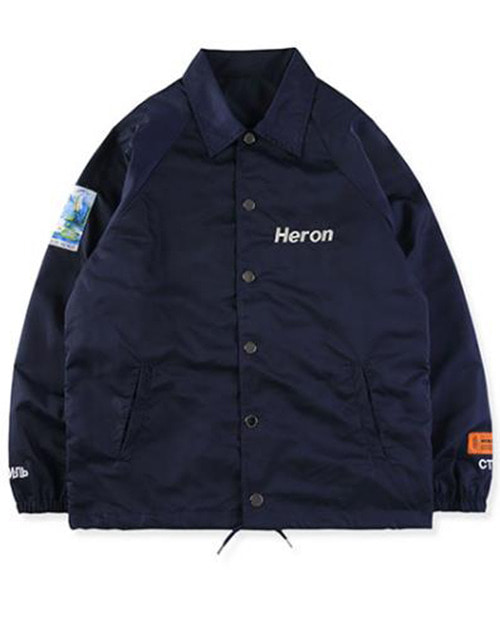 HERON COACH JACKET 2 COLOR