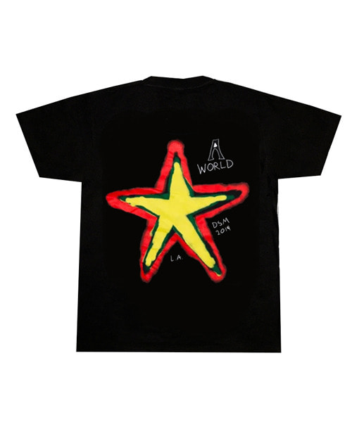 TRAVIS ASTRO STAR 1/2 TOP