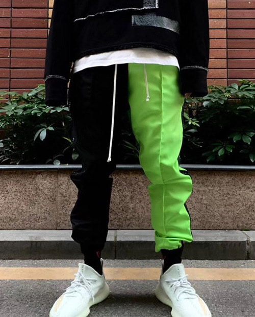 DP TWO TONE PANTS