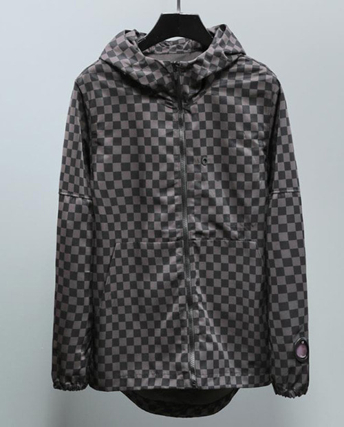 C/P CHECK WIND BREAKER