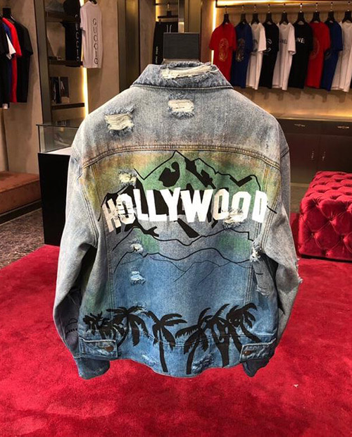 AMR HOLLYWOOD JACKET