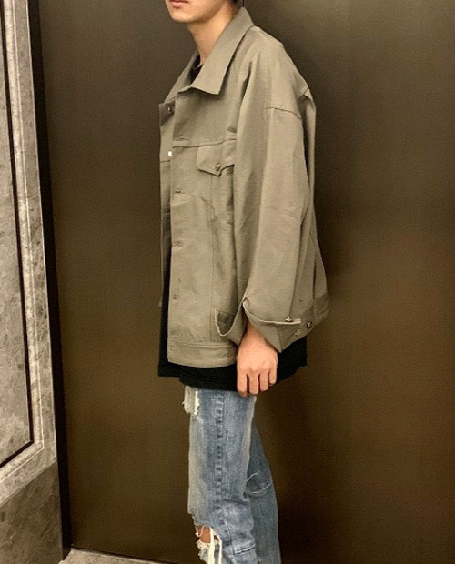 FOG SIXTH WARM GRAY JACKET