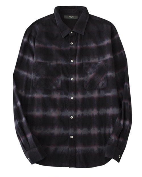 AMR TIE-DY FLANNEL SHIRTS