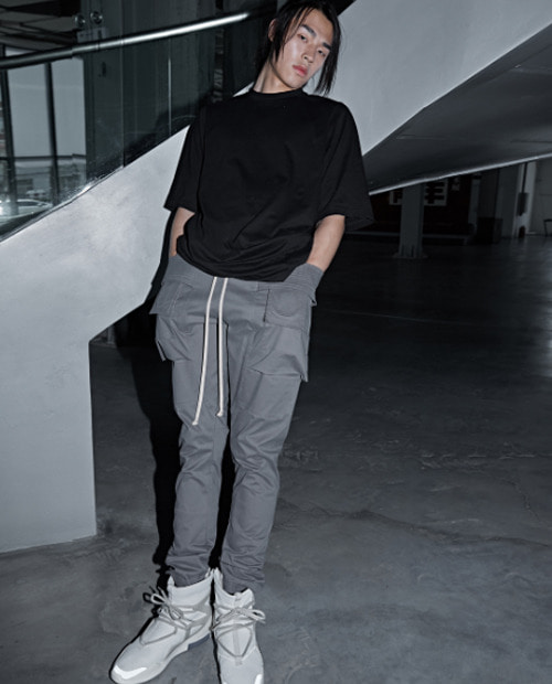 RO X TRAVIS WARMGRAY CAGO PANTS