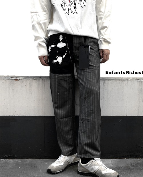ERD PORTRAIT LINE PANTS