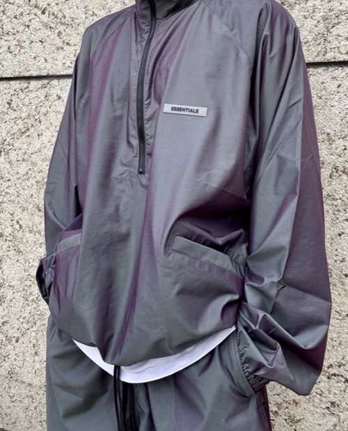 FOG RACER 3M HALF ZIP-UP