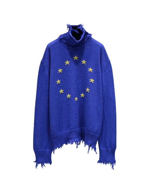 VTM EU TURTLENECK KNIT