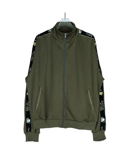 KAP LINE STITCH JACKET