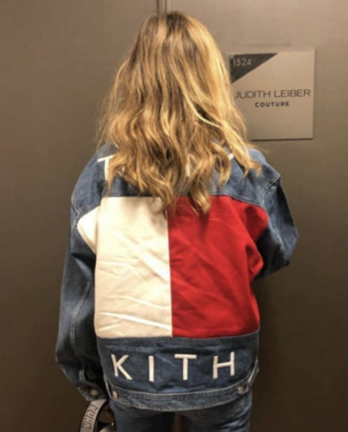 KITH TRUCKER DENIM JACKET