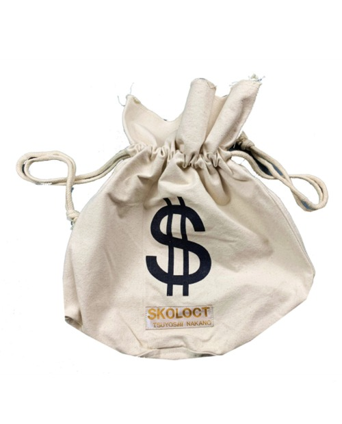 SKOLOCT MONEY BAG