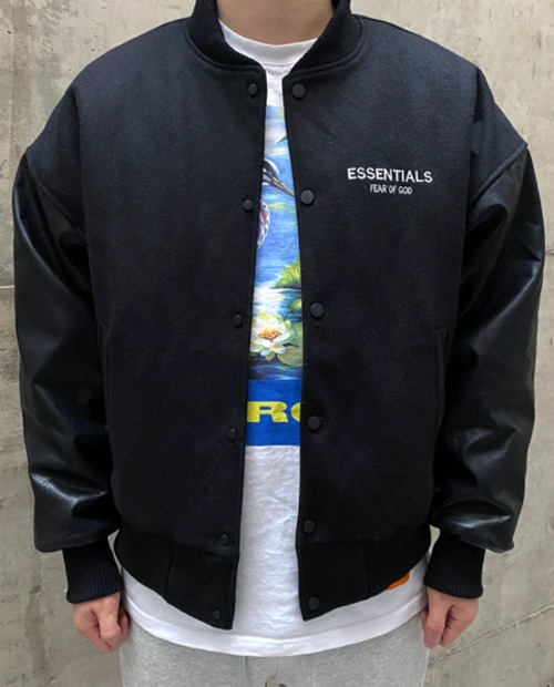 FOG ESSENTIAL BACKLOGO AW JACKET