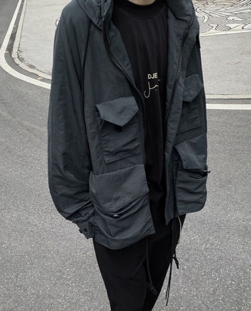 SFTM MULTI WINDBREAKER