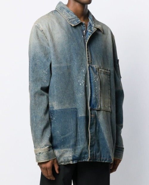 X 20SS OVER DENIMJACKET
