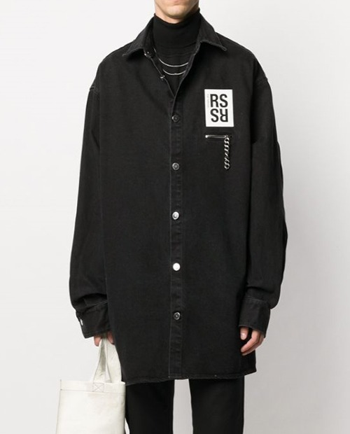 RAF FRONT ZIP OVER JACKET