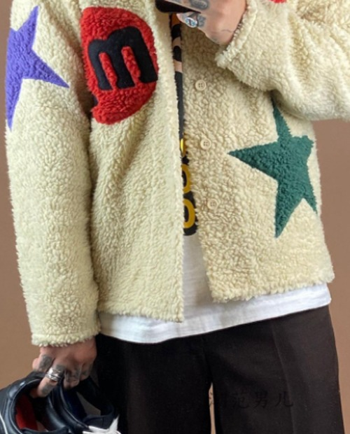 CPFM MJ STAR FLEECE