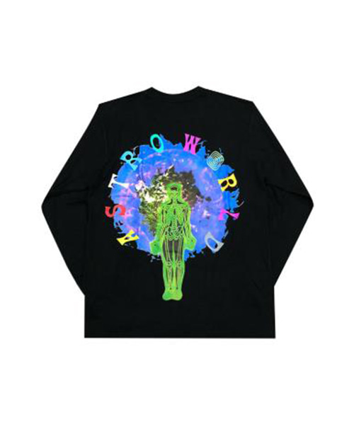 TRAVIS ASTRO LONG SLEEVE