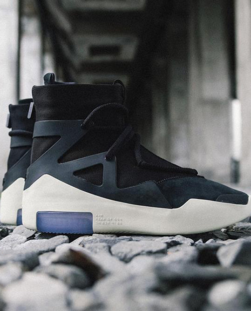 FOG HIGH STREET HIGH TOP