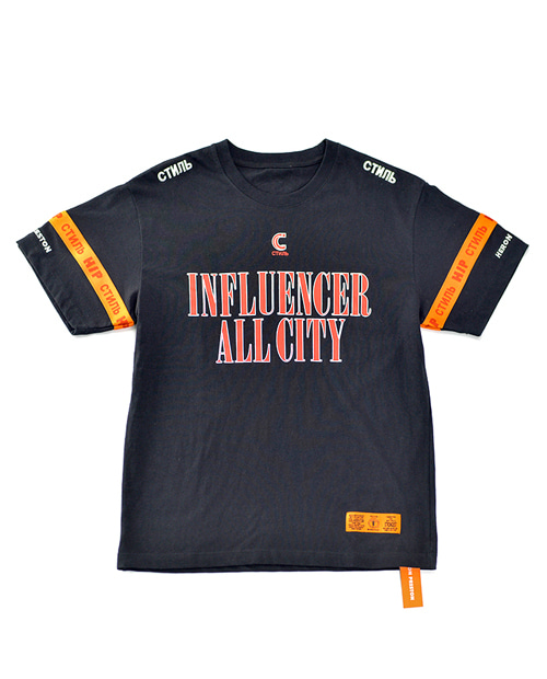 HP INFUENCER ALL CITY 1/2 TOP