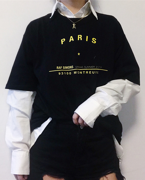 RAF PARIS 1/2 TOP