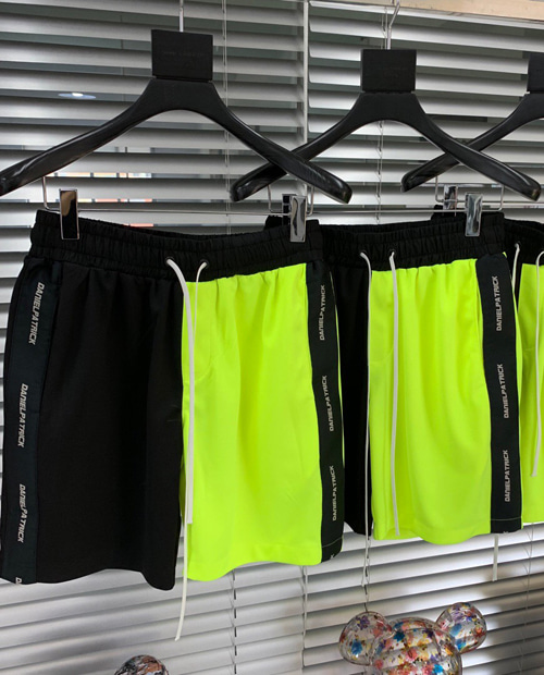 DP FLUORENSCENCE 1/2 PANTS