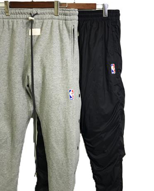 FOG X NBA BOTTON PANTS