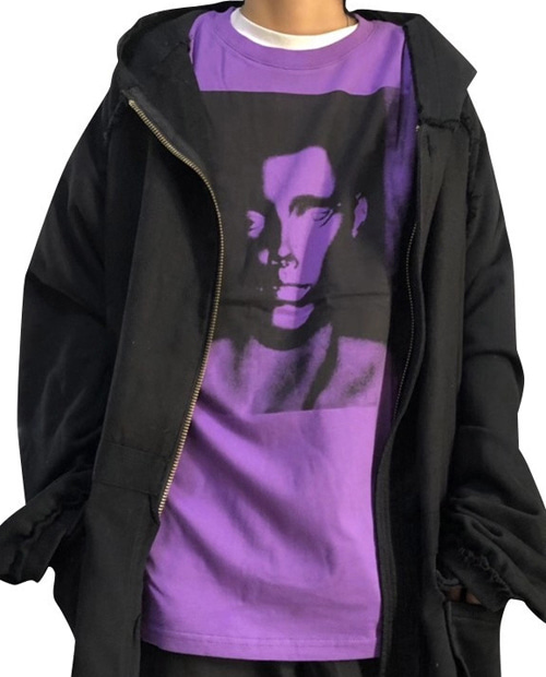 RAF PURPLE MANS 1/2 TOP