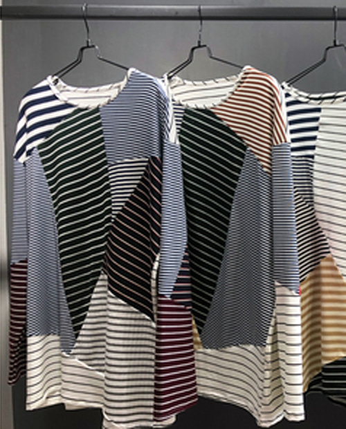 FOG x GOS STRIPE LONG SLEEVE