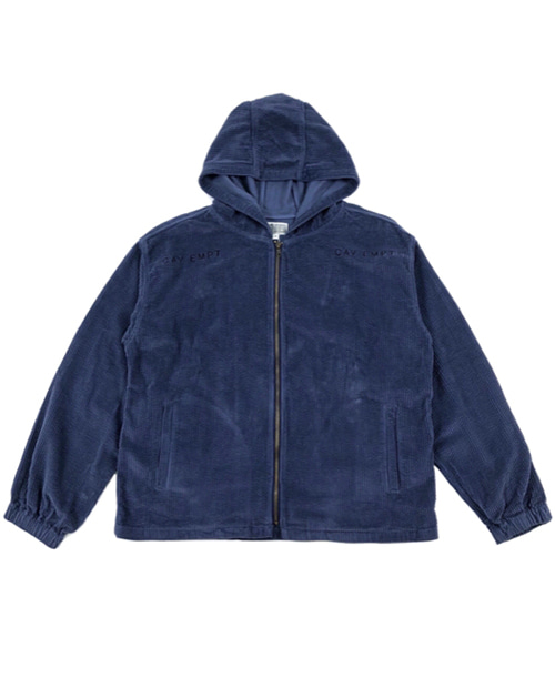 C.E GOLDEN BLUE HOOD ZIP-UP