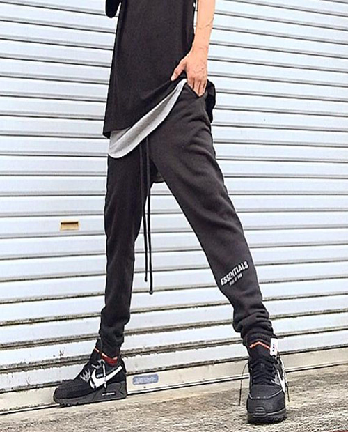 FOG MIDDLE ESSENTIAL LOGO PANTS