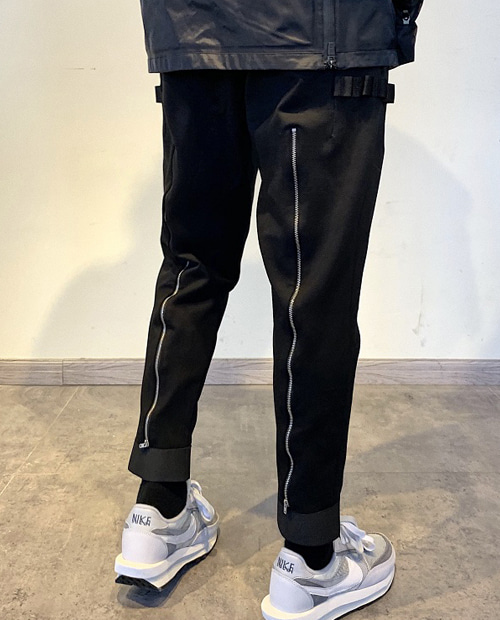 ALX ZIPPER BACK POCKET JOGGER