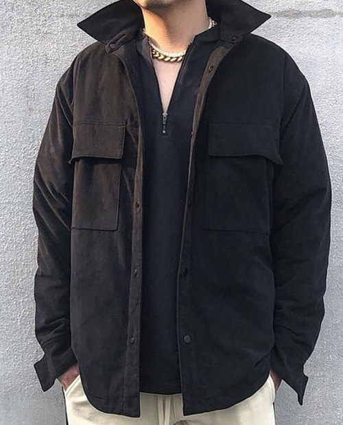 FOG SWADE TRIPLE BLACK JACKET