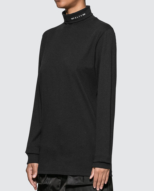 ALX LOGO TURTLENECK