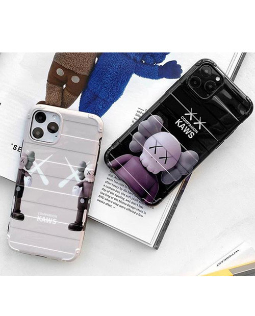 KAWS X IPHONE CASE
