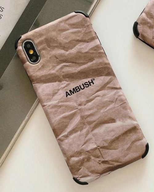 ABS PAPER IPHONE CASE